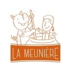 Logo restaurant La Meunière (bouchon lyonnais)