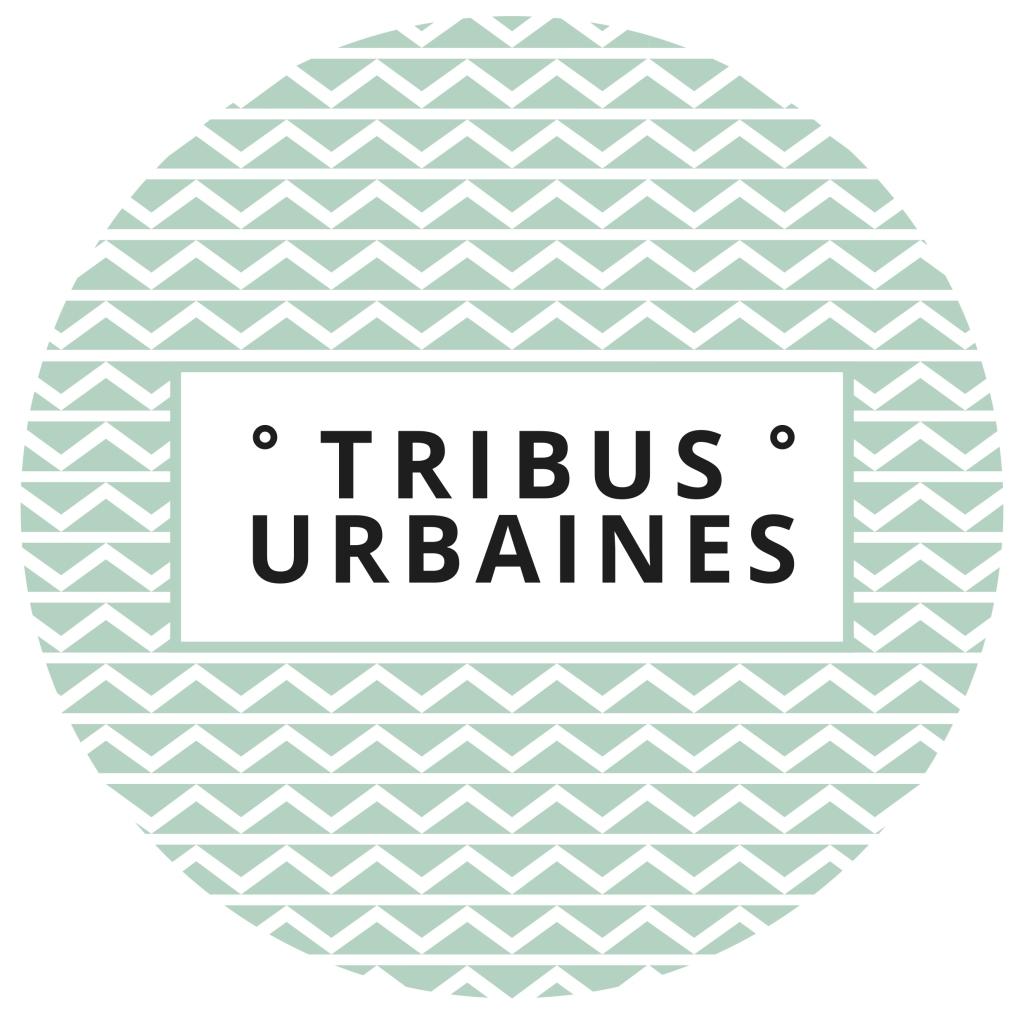 Logo Tribus Urbaines , salons de coiffure spécialisés dans les cheveux bouclés et afros